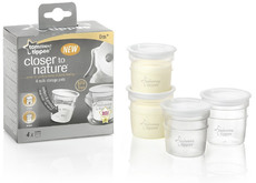 Tommee Tippee Closer to Nature Milchaufbewahrungssystem