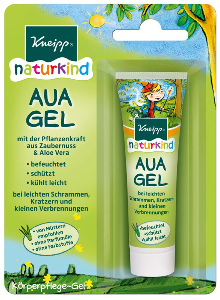 Kneipp Naturkind Aua Gel  Naturkind Aua Gel, 15 ml