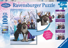 Ravensburger DFZ: The Frozen Difference