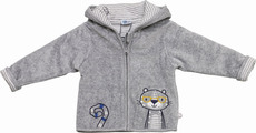 Eltern by Salt & Pepper Nicki Sweatjacke - Tiger