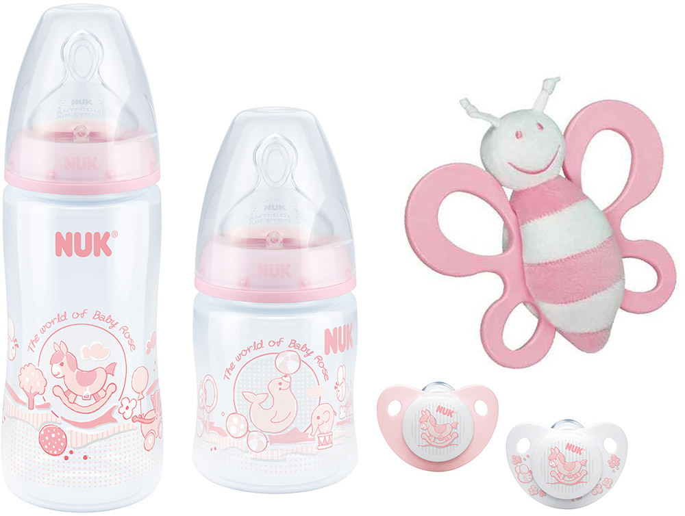 NUK Baby Rose Start-Set  Baby Rose Start-Set (10260192)