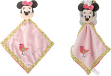 Simba Disney Minnie Pretty Pink Schmusetuch