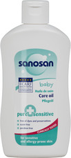 sanosan pure + sensitive baby Pflegeöl