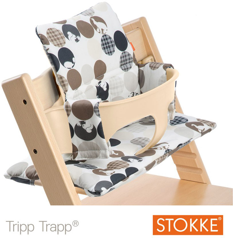 stokke tripp trapp sitzkissen jetzt online kaufen. Black Bedroom Furniture Sets. Home Design Ideas