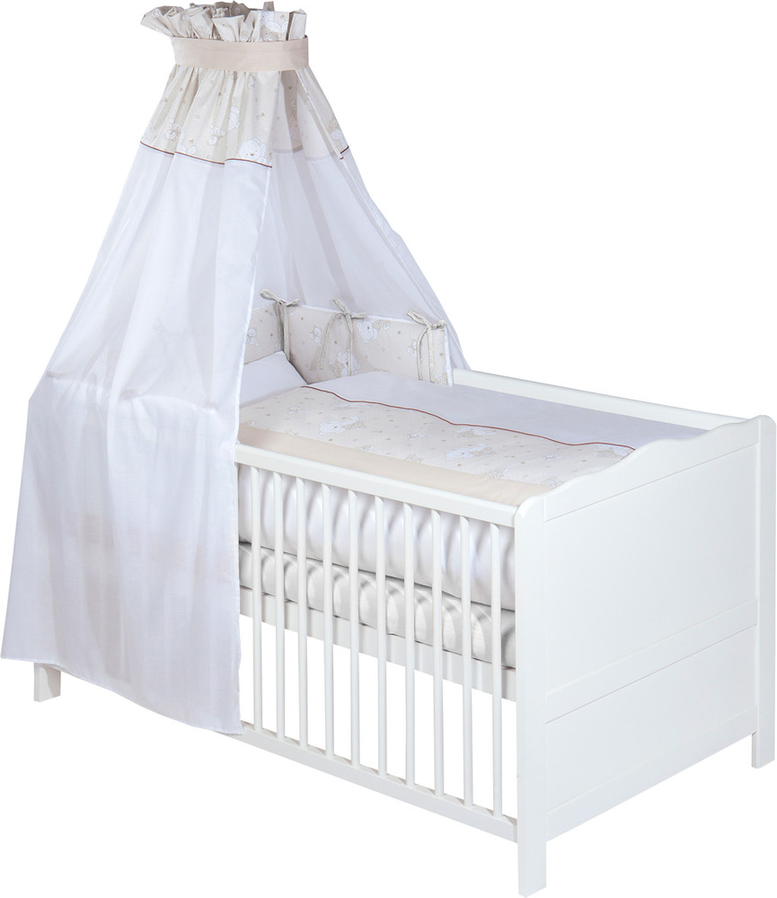 julius z llner bett set glitzerb r baby bettw sche set jetzt online kaufen. Black Bedroom Furniture Sets. Home Design Ideas