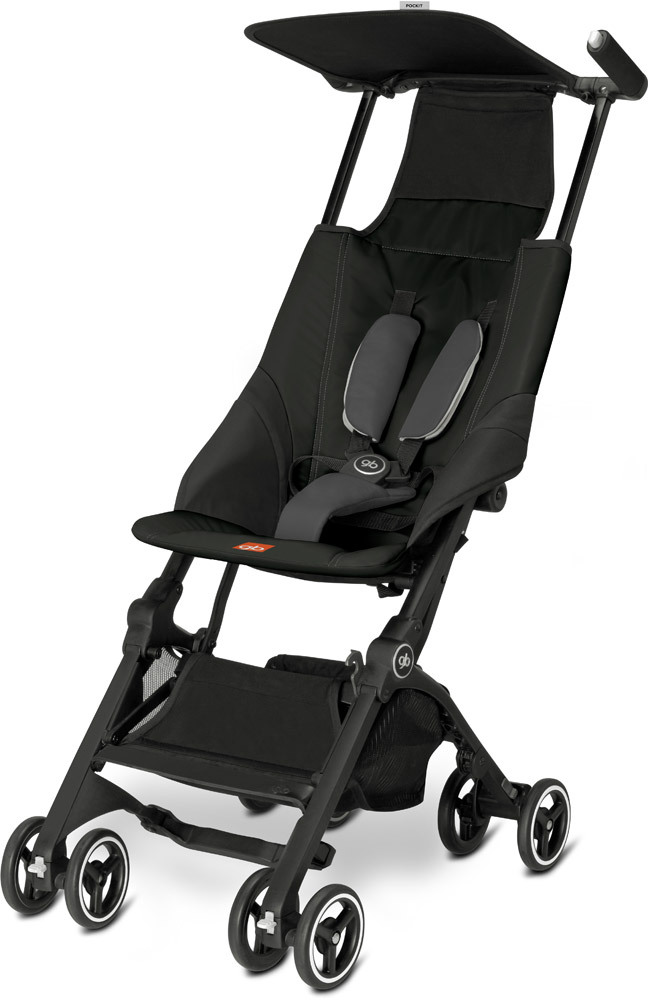 gb Buggy POCKIT  Monument Black (616230001)