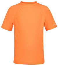 Snapperrock UV-Schutz Kurzarmshirt orange