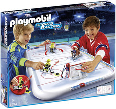PLAYMOBIL® Sports & Action - 5594 - Eishockey-Arena