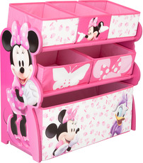Delta Kids Ablageregal Multi Bin Disney MINNIE