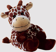 Warmies® Giraffe Giraffana