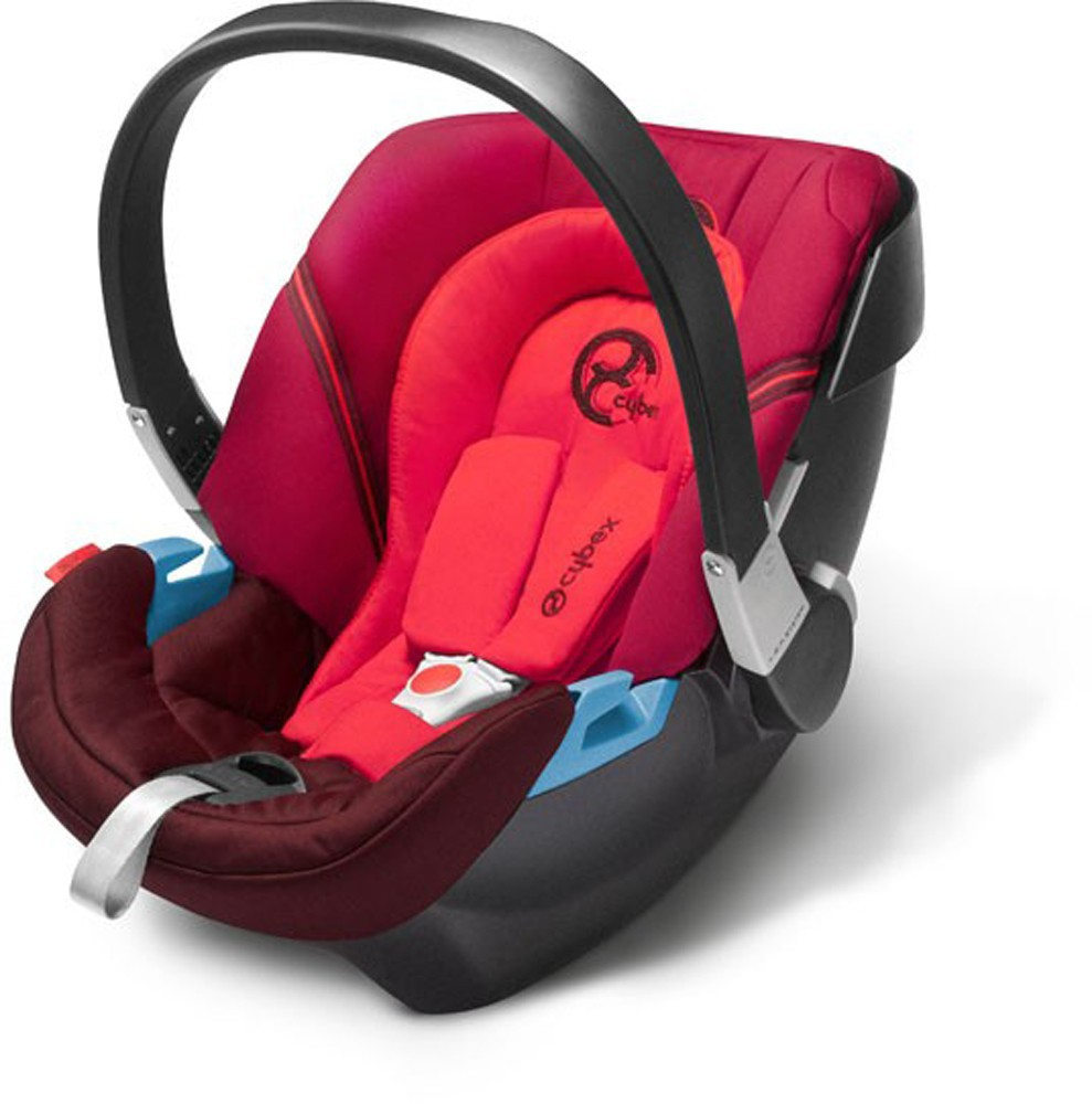 CYBEX ATON 2  Poppy Red-red (513102007)