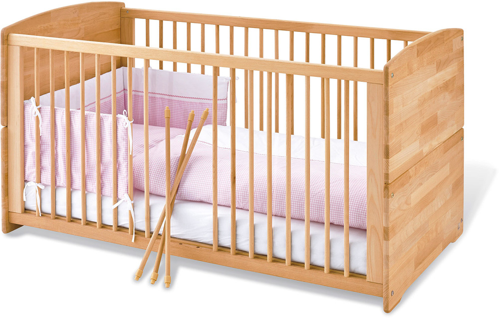 pinolino kinderbett ole babybett jetzt online kaufen. Black Bedroom Furniture Sets. Home Design Ideas