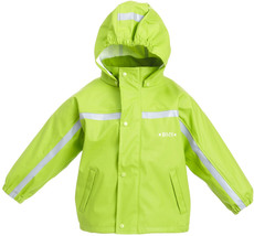 BMS Softskin Buddeljacke lime-green