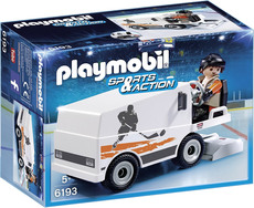 PLAYMOBIL® Sports & Action - 6193 - Eisbearbeitungsmaschine