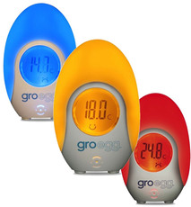 The gro company Gro-Egg Raumthermometer