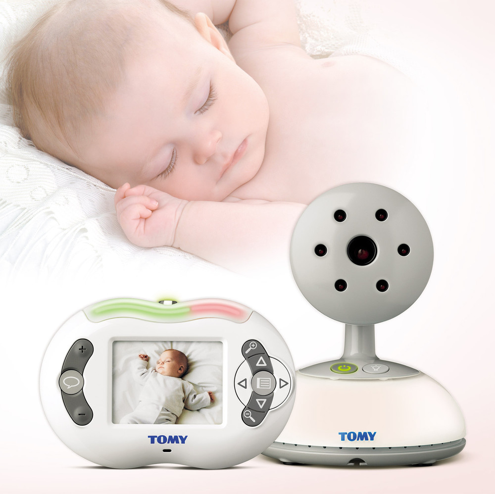 Digitales Video Babyphone TFV600