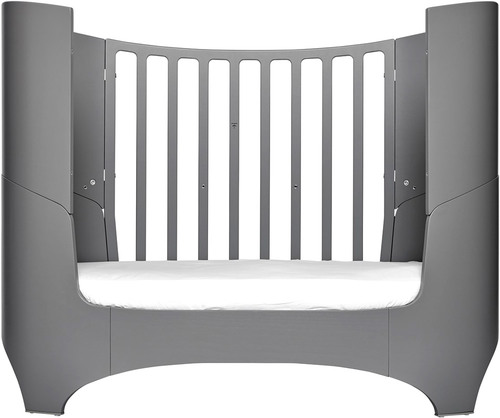 leander babybett grau babybett jetzt online kaufen. Black Bedroom Furniture Sets. Home Design Ideas