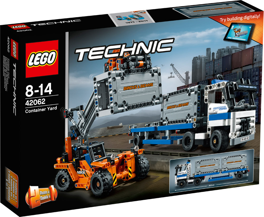 Technic - 42062 - Container-Transport