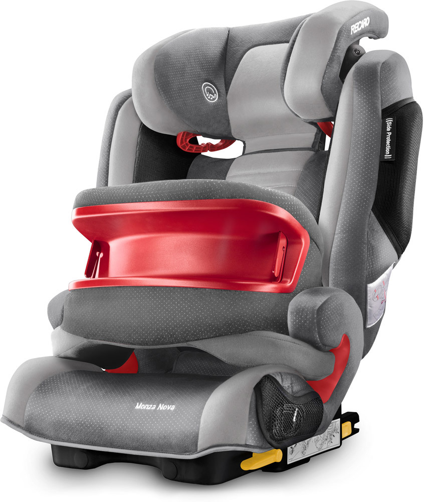 RECARO Monza Nova IS Seatfix  Shadow (6148.21209.66)