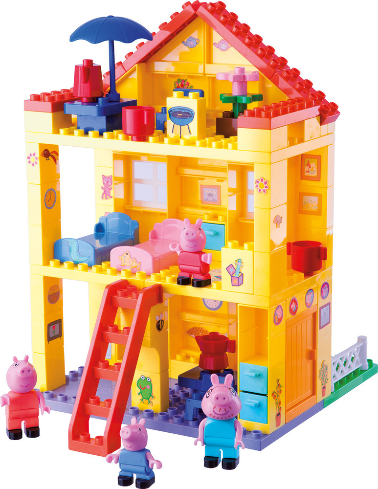 PlayBIG BLOXX PEPPA PIG Residence