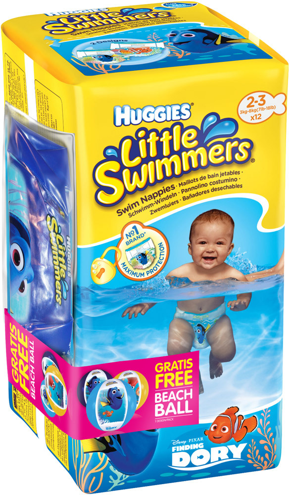 Little Swimmers - Aktion Wasserball