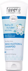 Lavera Baby & Kinder Neutral Waschlotion & Shampoo