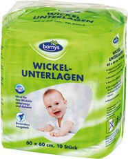 Bornys Wickelunterlage