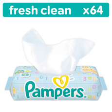 Pampers Fresh Clean