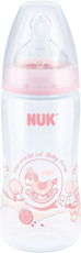 NUK First Choice + Baby Rose PP-Flasche
