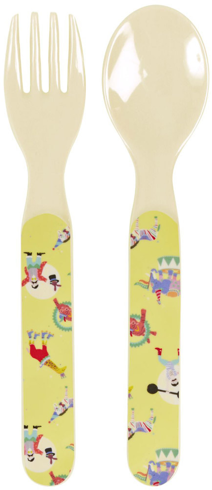 Baby Spoon and Fork