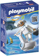PLAYMOBIL® Super 4 - 6690 - Dr X