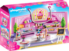 PLAYMOBIL® City Life - 9080 - Café