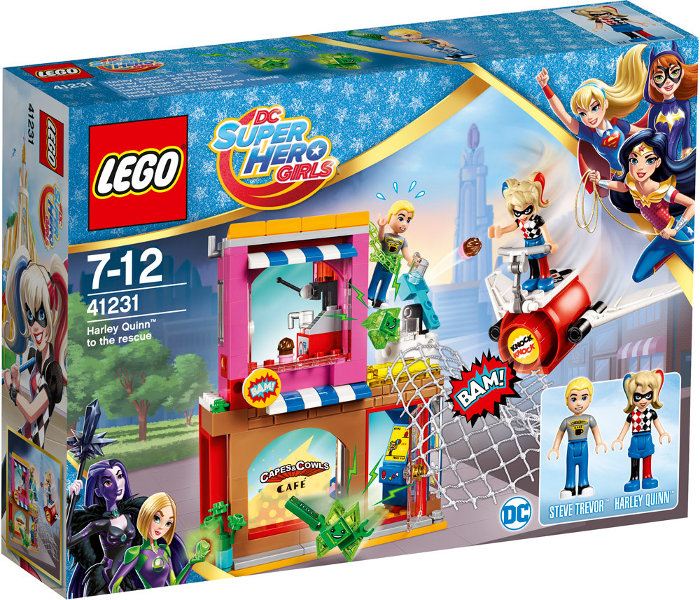DC Super Girls™ - 41231 - LEGO® DC Super Girls™ 2