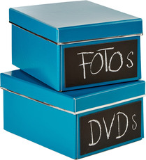 STORE IT DVD Box 2er Set