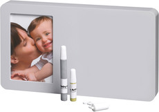 Baby Art Abdruckset - Duo paint Print Frame