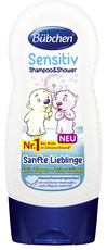 Bübchen KIDS Shampoo & Shower bei Neurodermitis