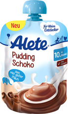 Alete Pouches Pudding