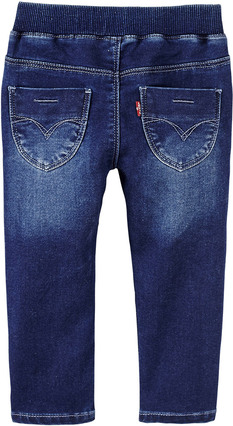 levis jeans mit gummibund washed stoffhosen jetzt online kaufen. Black Bedroom Furniture Sets. Home Design Ideas