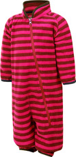 Color Kids Fleece Overall Rilion mini gestreift