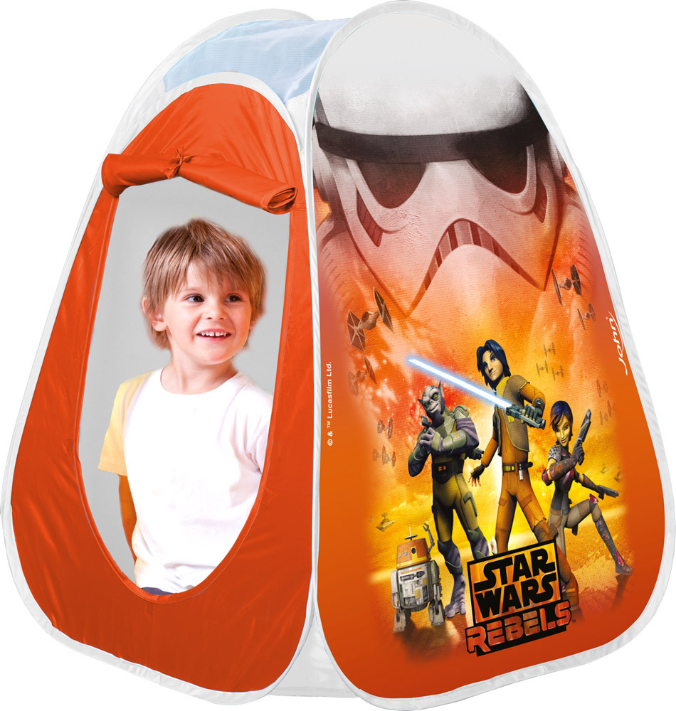 Pop Up Spielzelt Star Wars