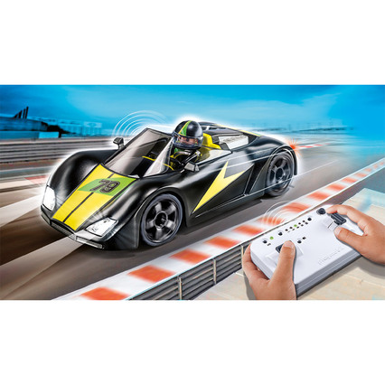 playmobil action 9089 rc supersport racer. Black Bedroom Furniture Sets. Home Design Ideas