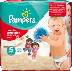 Pampers Easy up