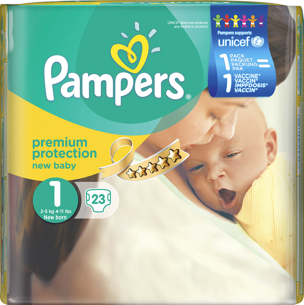 pampers windeln new born