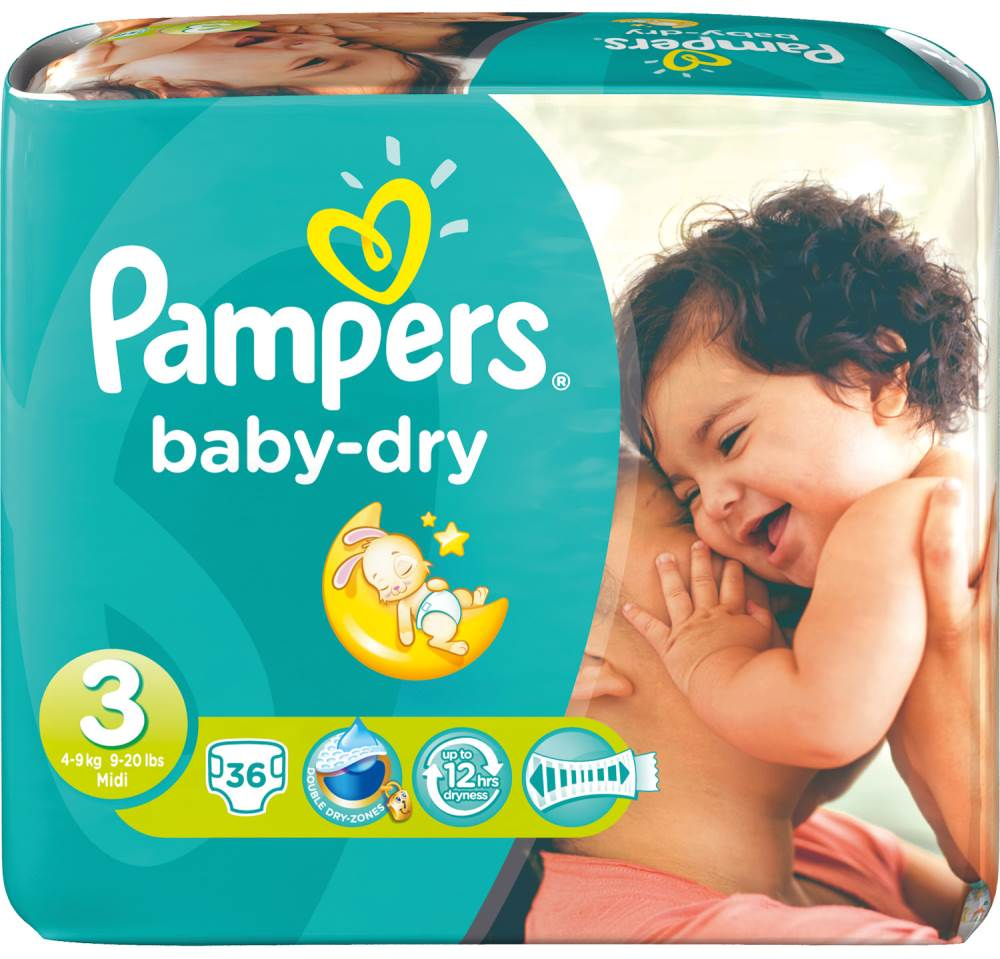 pampers baby dry. Black Bedroom Furniture Sets. Home Design Ideas
