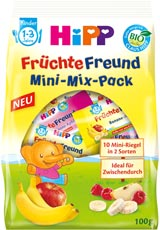 HiPP Riegel Mini-Mix-Pack