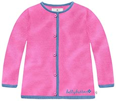 bellybutton Strickjacke Candy mit Kante