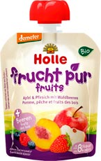 Holle Fruchtpouches