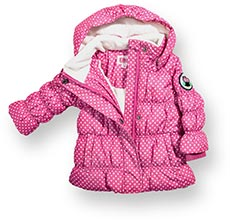 ELTERN by Salt and Pepper Gesteppte Winterjacke Clever Owl