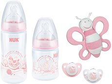 NUK Baby Rose Start-Set