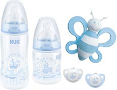 NUK Baby Blue Start-Set